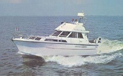 Princess 37 Y-Hull