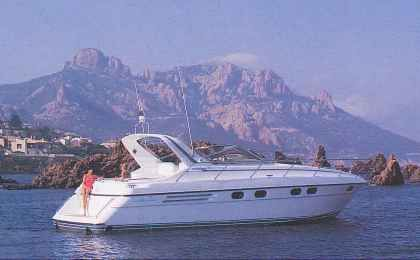 Princess 406 Riviera