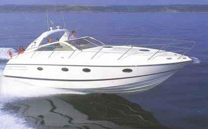 First V Class Yacht