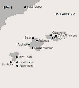 Palma to Mallorca