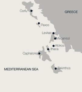 Corfu to Cephalonia