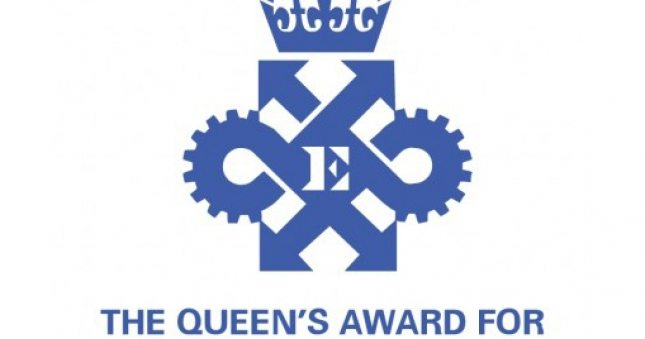 Awarded the Queen's Export Award