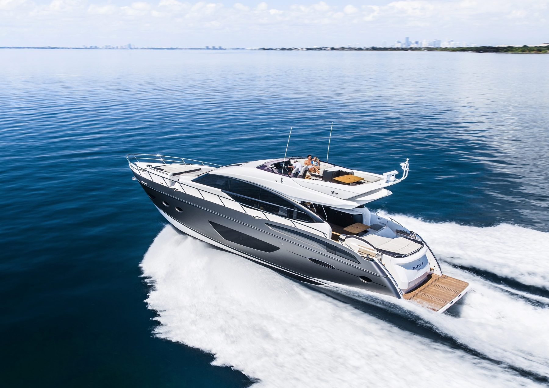 Princess S72 Princess Motor Yacht Sales