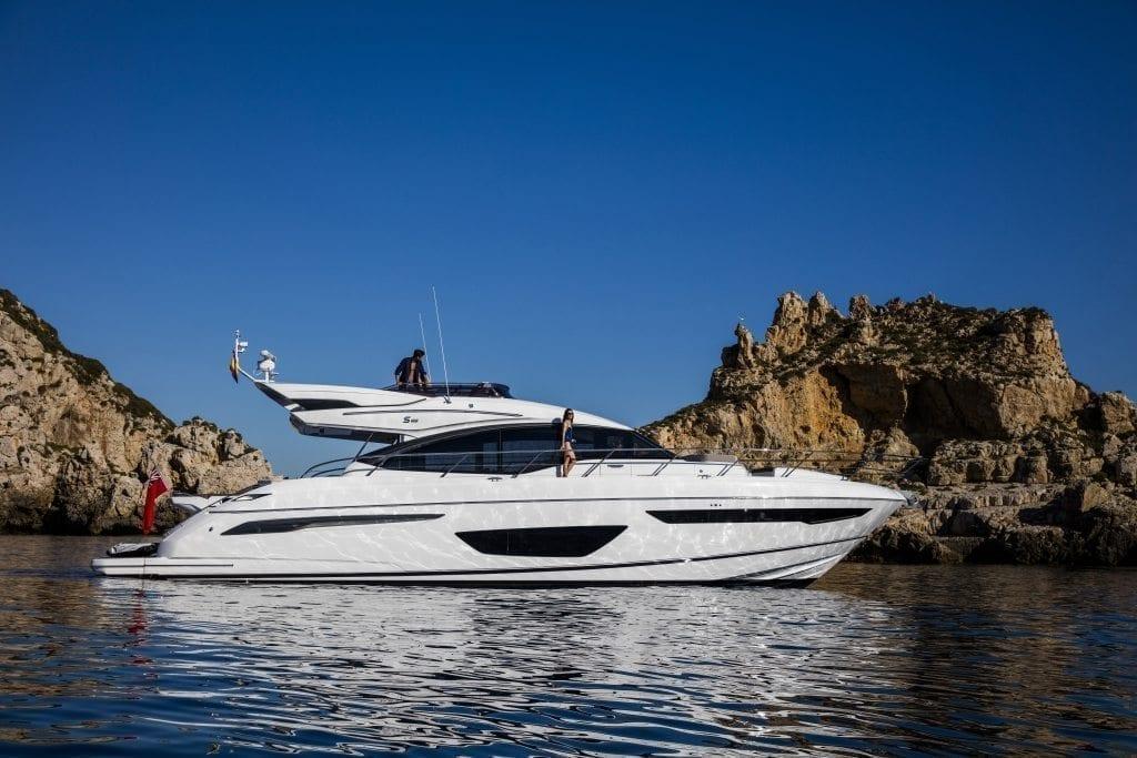 Princess S65 Sports Yacht