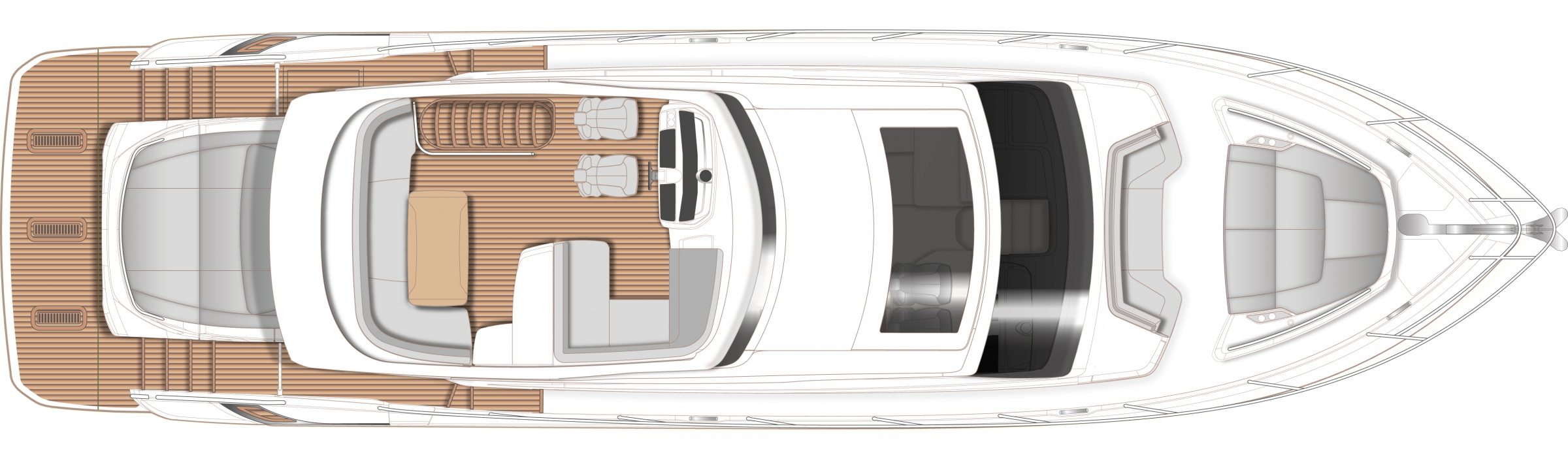 S60 Layout Flybridge