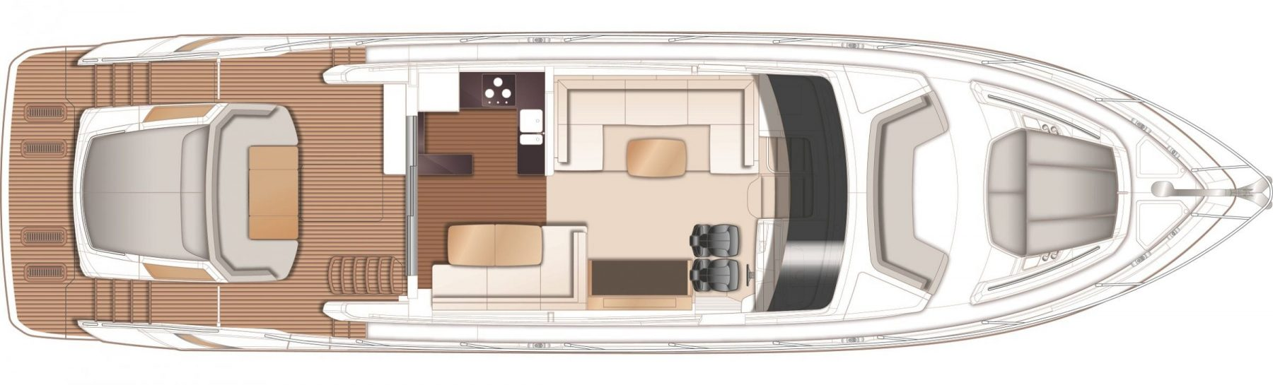 S65 Layout Main Deck