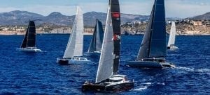 Multihull cup