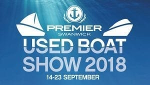 Swanwick Primier Used Boat Show 2018