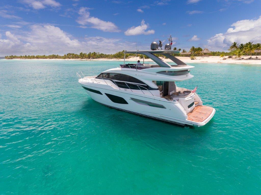 Yacht-Reinigung